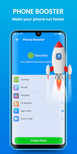 Phone Cleaner - Cache Cleaner & Speed Booster android2mod screenshots 10