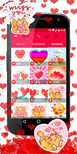 ud83dudc95ud83dude0dWAStickerApps animated stickers for Whatsapp 4.7.1 Screenshots 4