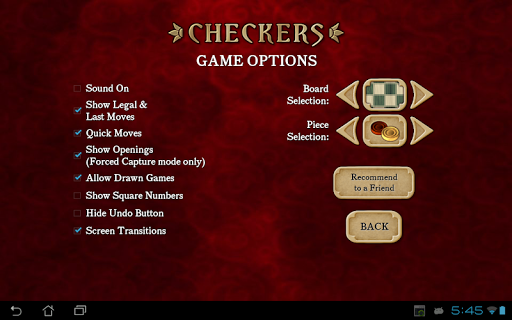 Checkers Free 2.321 screenshots 11