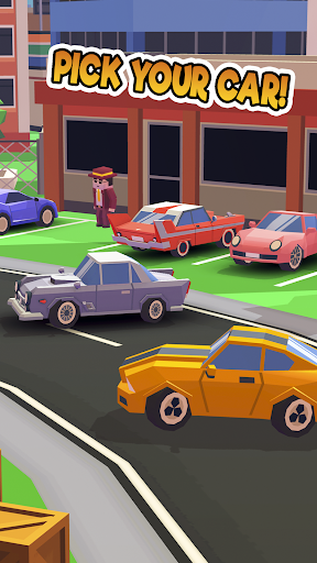 Taxi Run - Crazy Driver 1.29 screenshots 2