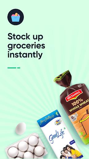 Dunzo: Delivery App for Grocery, Vegetables & More apktram screenshots 2