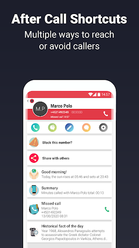 CIA - Caller ID & Call Blocker android2mod screenshots 5