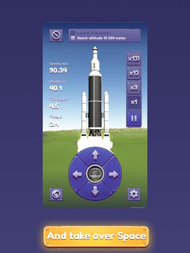 Elon Mars: 3D Spaceflight Simulator 1.5.5 screenshots 11