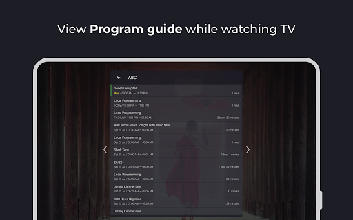 Televizo - IPTV player  Screenshots 20