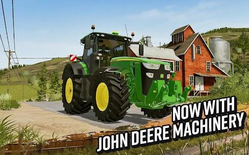 Farming Simulator 20 Mod Apk Download (Unlimited Money) 9