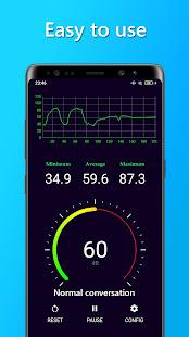Decibel Meter, Sound Level Meter, & Noise Meter