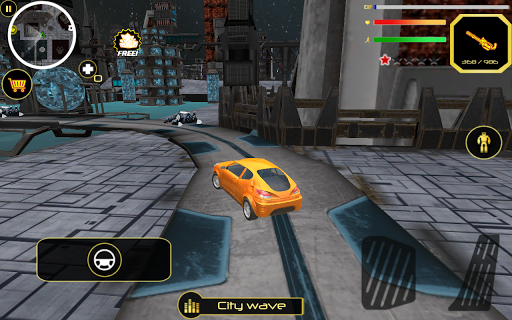 Robot City Battle modavailable screenshots 3