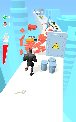 Muscle Rush - Smash Running Game  screenshots 11