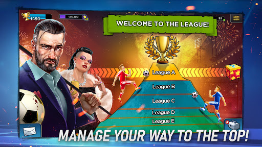 Underworld Football Manager 2 (2021) Apkfinish screenshots 8