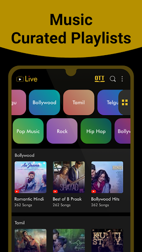 Foto do TV Lens : All-in-1 Movies, Free TV Shows, Live TV