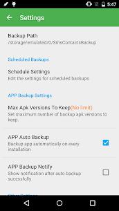 Super Backup & Restore MOD APK (PREMIUM) Download 4