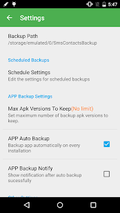 Super Backup & Restore 2.3.46 Screenshots 4