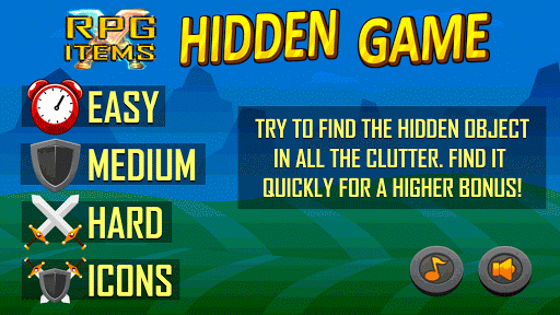 find objects game screenshot 1