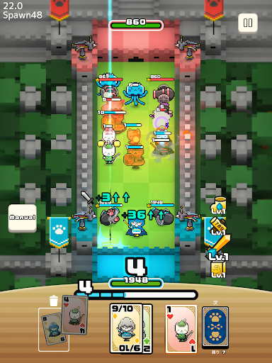 Numpurr Card Wars 1.0.6 screenshots 5