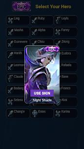 Skin Mobile Legends 8