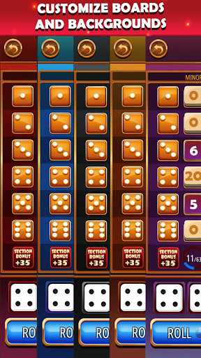 Yatzy Classic - Free Dice Games 1.2.2 screenshots 9