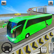 City Coach Modern Bus Simulator :Free Bus Games