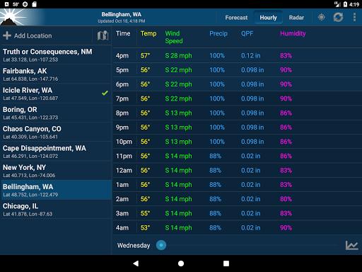 NOAA Weather Unofficial 2.10.6 Screenshots 9