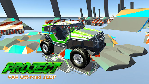 Project 4x4 Offroad: Offroad Xtreme Rally Project  screenshots 4