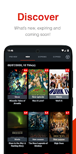 WhatsOnFlix? (What's new on Netflix?) 1