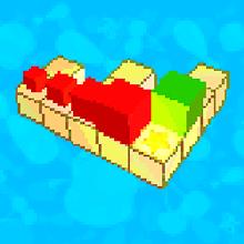 QUBIC: Turn-Based Maze Game icon