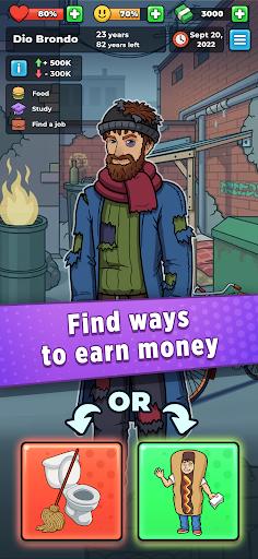 Hobo Life: Business Simulator & Money Clicker Game 1.12 screenshots 3