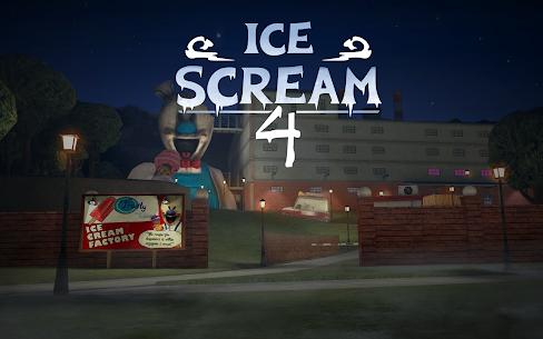 Ice Scream 4: Rods Factory 6