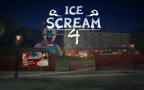 Ice Scream 4: Rod's Factory