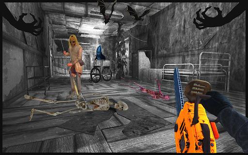Residence of Living Dead Evils-Horror Game  screenshots 2