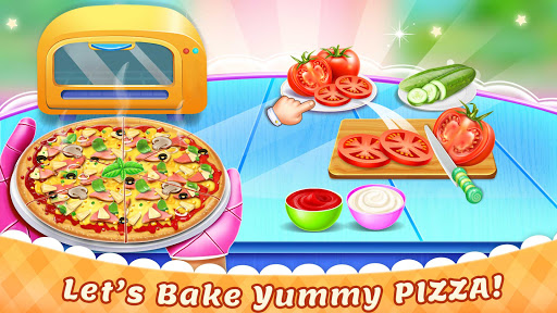 Cooking Pizza Maker Kitchen Food Cooking Games 0.12 screenshots 3