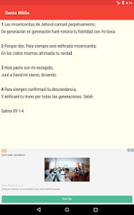 Santa Biblia Gratis 4.7 Screenshots 12
