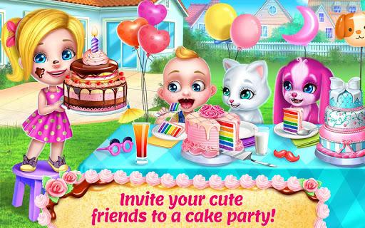 Real Cake Maker 3D - Bake, Design & Decorate android2mod screenshots 5