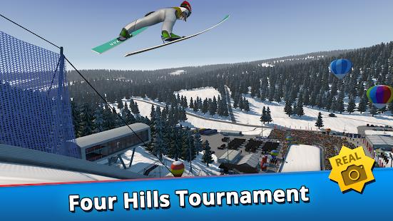 Ski Jumping 2021 0.9.81a Screenshots 3