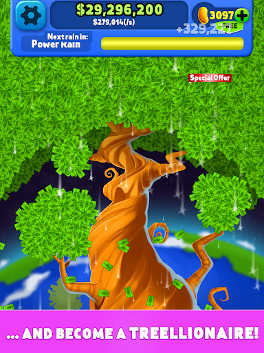 Money Tree - Grow Your Own Cash Tree for Free! screenshots 8