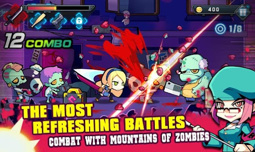 Zombie Zombie Hack for iOS and Android 2