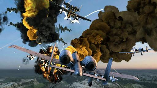 Call of Infinite Air Warfare APK MOD – Pièces Illimitées (Astuce) screenshots hack proof 1