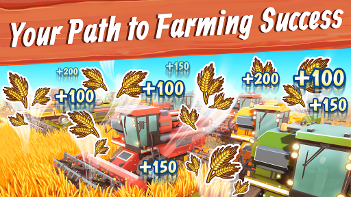 Big Farm: Mobile Harvest – Free Farming Game screenshots 1