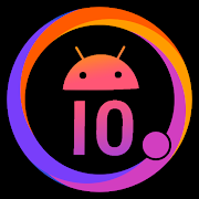 Cool Q Launcher for Android™ 10 launcher UI, theme