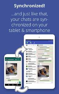Tablet Messenger 3