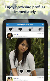 HongKongCupid - Hong Kong Dating App 4.2.1.3407 APK screenshots 6