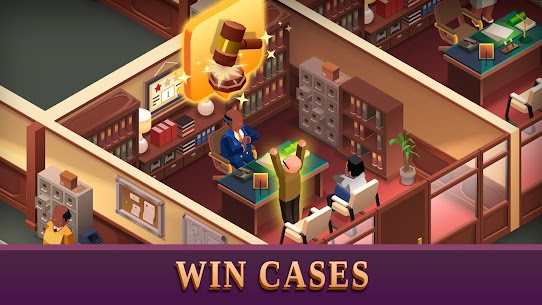 Law Empire Tycoon Mod Apk- Idle Game Justice Simulator (Unlimited Money) 4