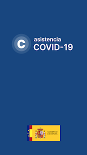 Asistencia COVID-19 Screenshot
