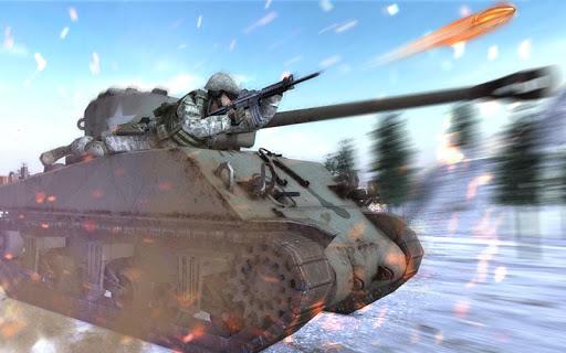 Winter Mountain Sniper - Modern Shooter Combat screenshots 5