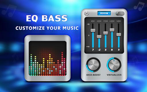 Equalizer, Bass Booster & Volume Booster - EQ 1.5.9 Screenshots 7