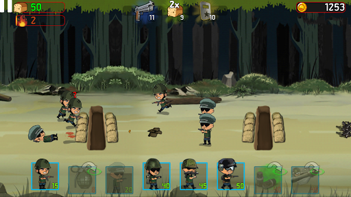 War Troops: Military Strategy Game for Free 1.25 screenshots 17