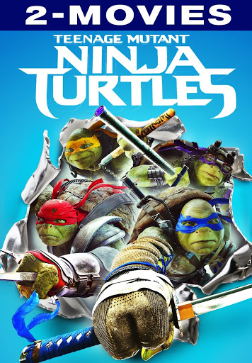 Teenage Mutant Ninja Turtles 2 Movie Collection Movies On Google Play