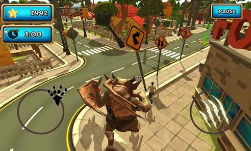 Monster Simulator Trigger City  screenshots 16