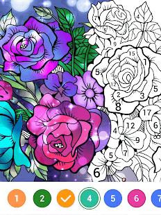 Magic Paint - Color by number & Pixel Art 0.9.24 Screenshots 18
