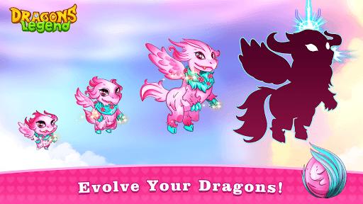 Dragons Legend - Merge and Build Game 1.0.13 screenshots 1