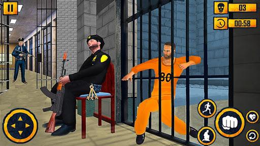 Prison Escape- Jail Break Grand Mission Game 2021  Screenshots 7